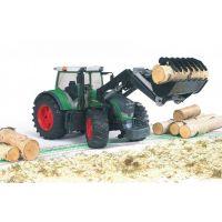 Bruder Traktor Fendt 936 Vario s nakladačom 2