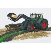 Bruder Traktor Fendt 936 Vario s nakladačom 3