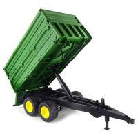 Bruder 03055 Traktor John Deere 7930 + vůz - Poškozený obal 4