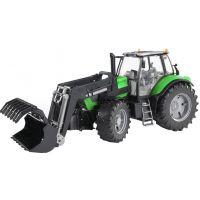 Bruder 3081 Traktor Deutz Agrotron X720 s nakladačom