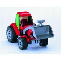Bruder Traktor s radlicou 20102