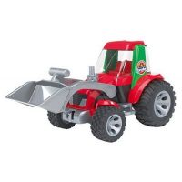 Bruder Traktor s radlicou 20102 2