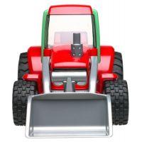 Bruder Traktor s radlicou 20102 3