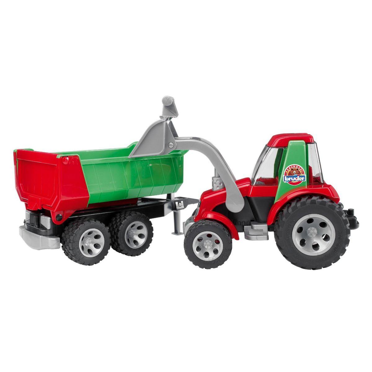 BRUDER 20116 Traktor ROADMAX