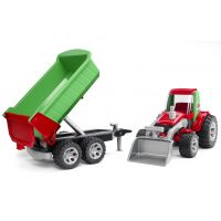 BRUDER 20116 Traktor ROADMAX 2