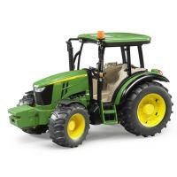 Bruder 2106 Traktor John Deere 5115M zelený