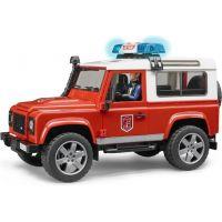 Bruder 2596 Land Rover Defender Hasičské auto s figúrkou hasičov 3