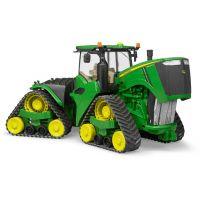Bruder 4055 Traktor John Deere 9620RX s pásovým pohonom