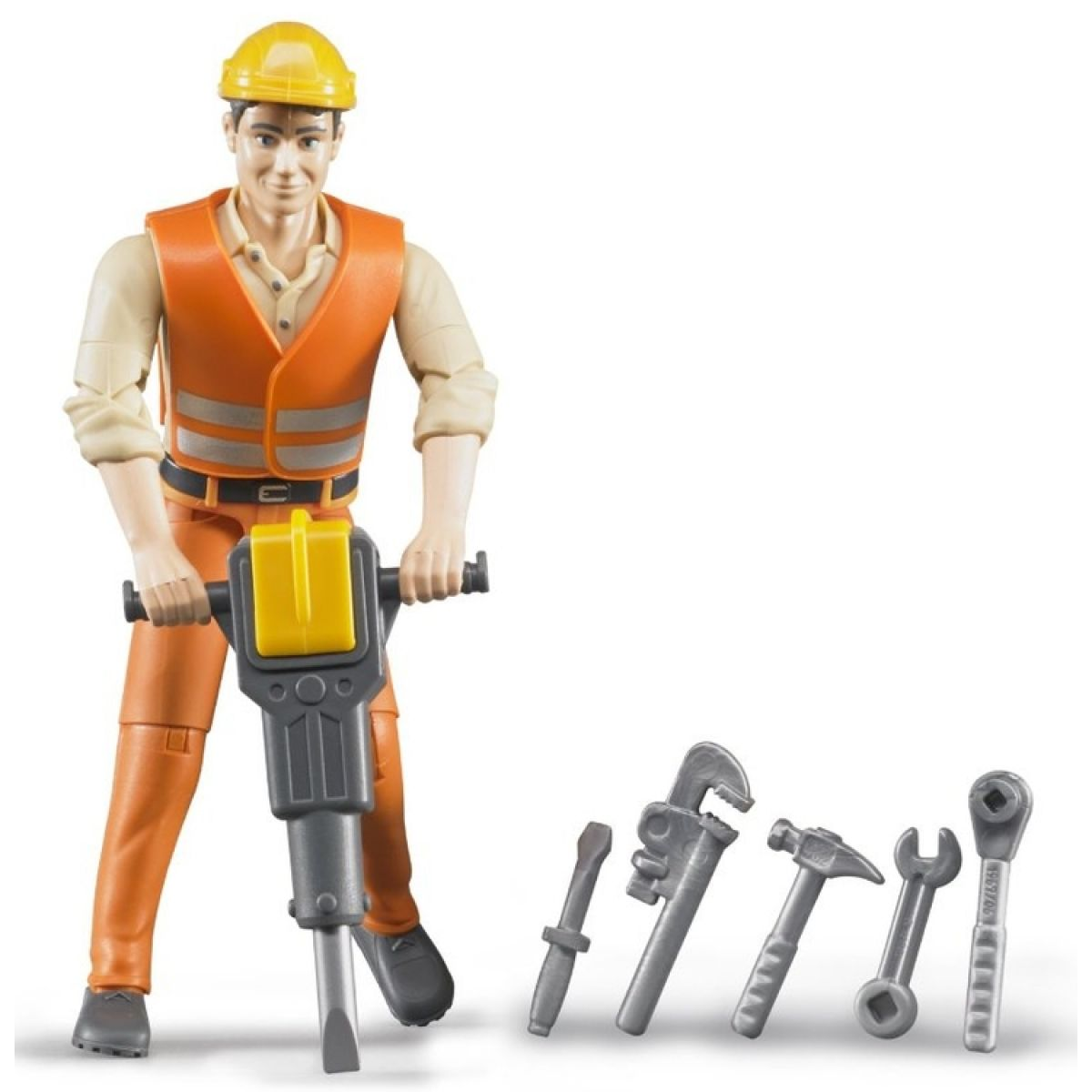 Bruder 60020 stavební dělník