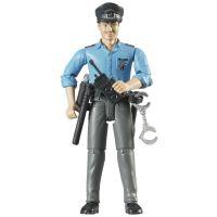 Bruder 60050 Bworld Policajt s príslušenstvom