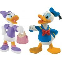 Bullyland Disney Daisy a Donald set 2 ks