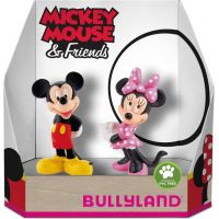 Bullyland 2015083 Mickey a Minnie set 2 ks
