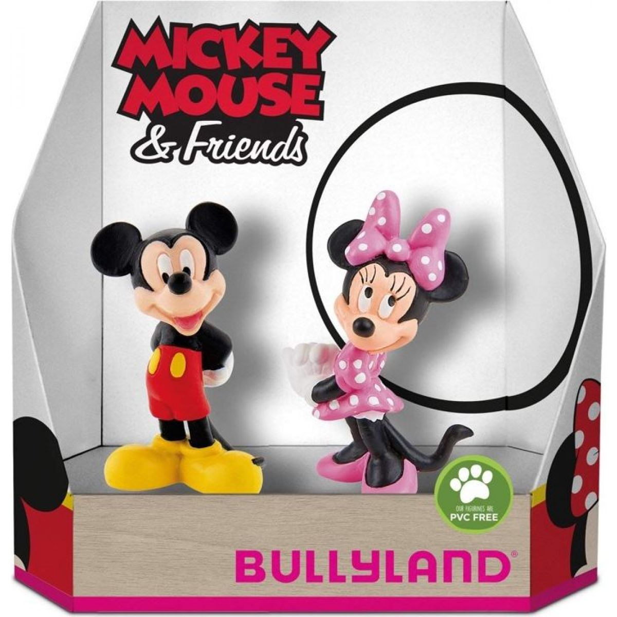 Bullyland 2015083 Mickey a Minnie set 2 ks