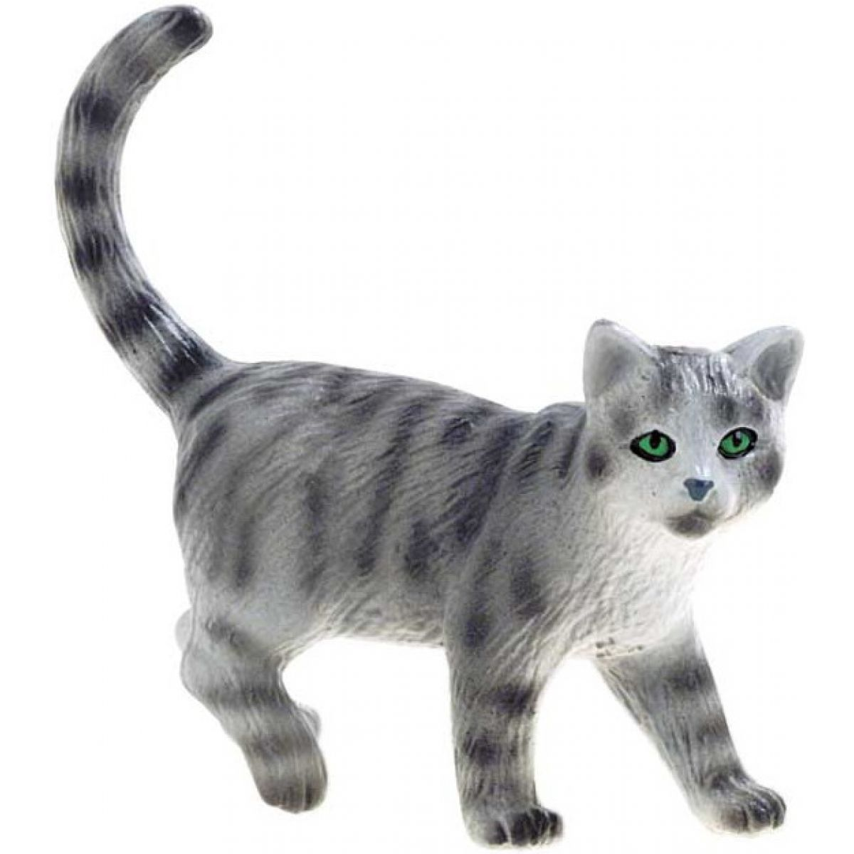Bullyland Mačka kartuziánska Minka