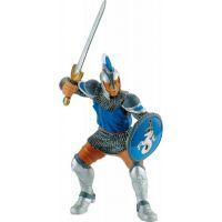 Bullyland Rytíř s mečem modrý