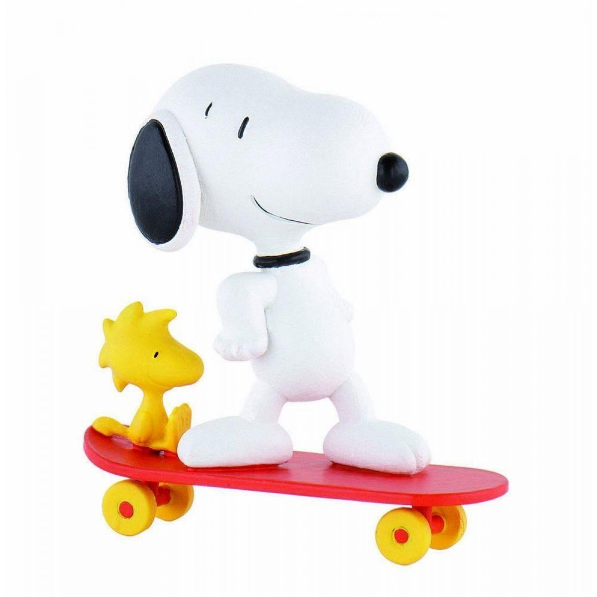 Bullyland Snoopy a Woodstock