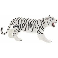 Bullyland 63687 Tiger biely