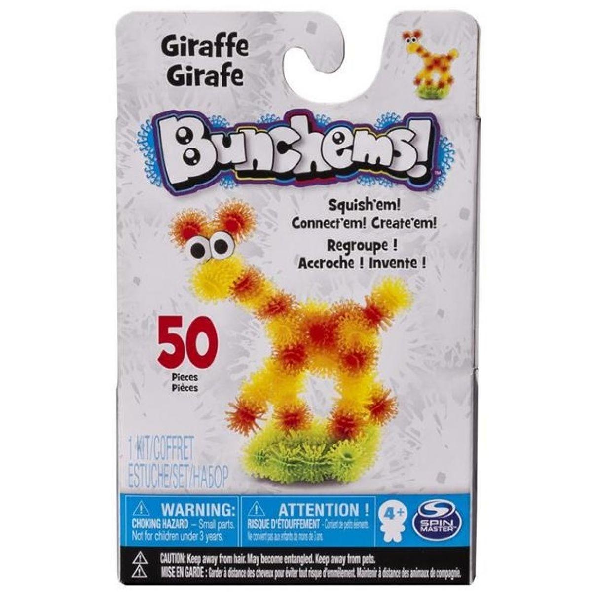 Spin Master Bunchems Žirafa