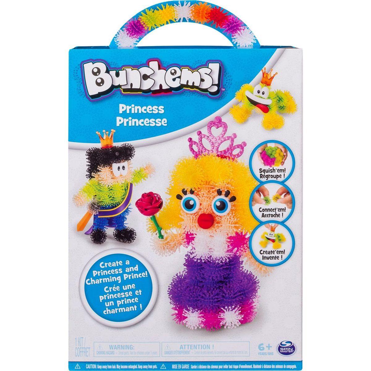 Bunchems Tematické balenie 200d Princezná