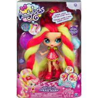 Spin Master Candylocks Cukrovej bábiky veľké Straw Mary 3