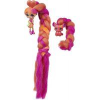 Candylocks voňavá bábika sa zvieratkom Posie Peach a Fin-chill
