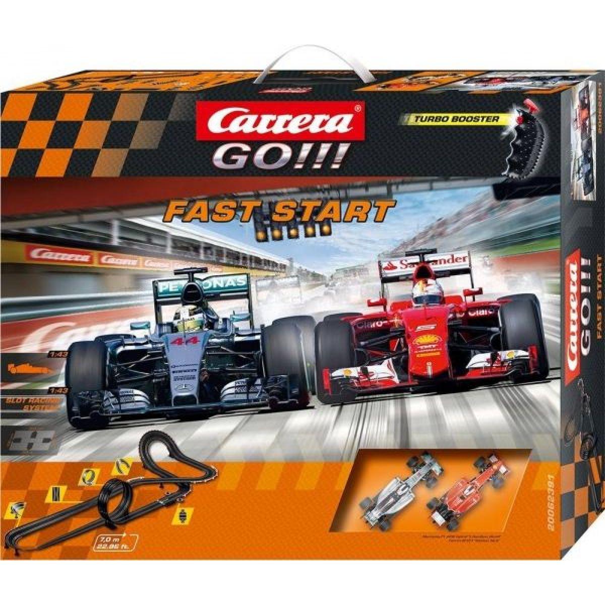 Carrera Go Fast start 62391