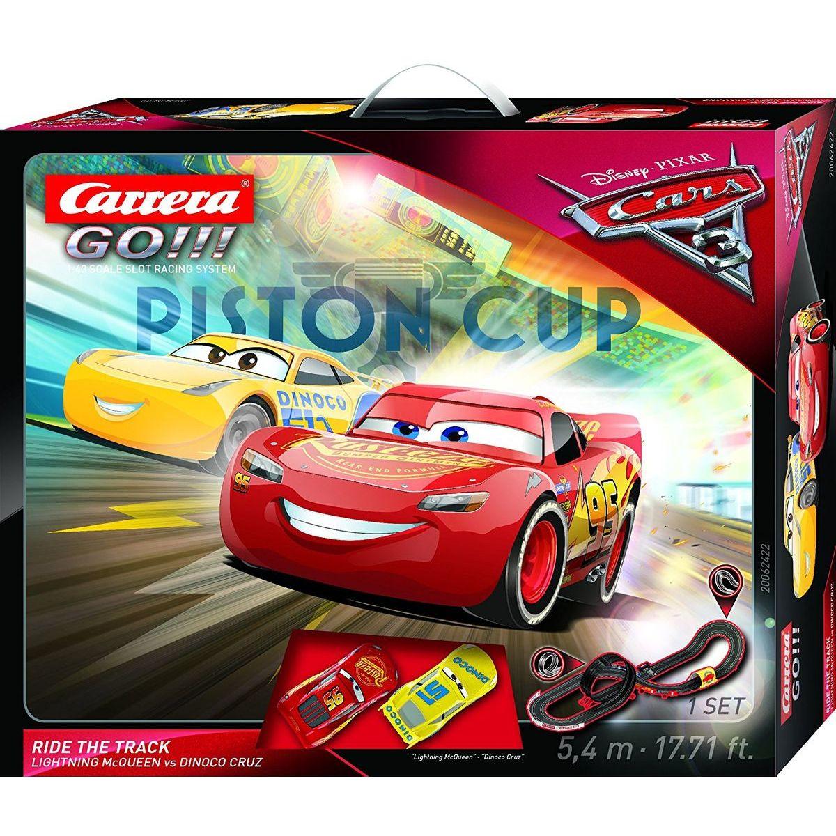Carrera GO 62422 Cars 3 Ride Track