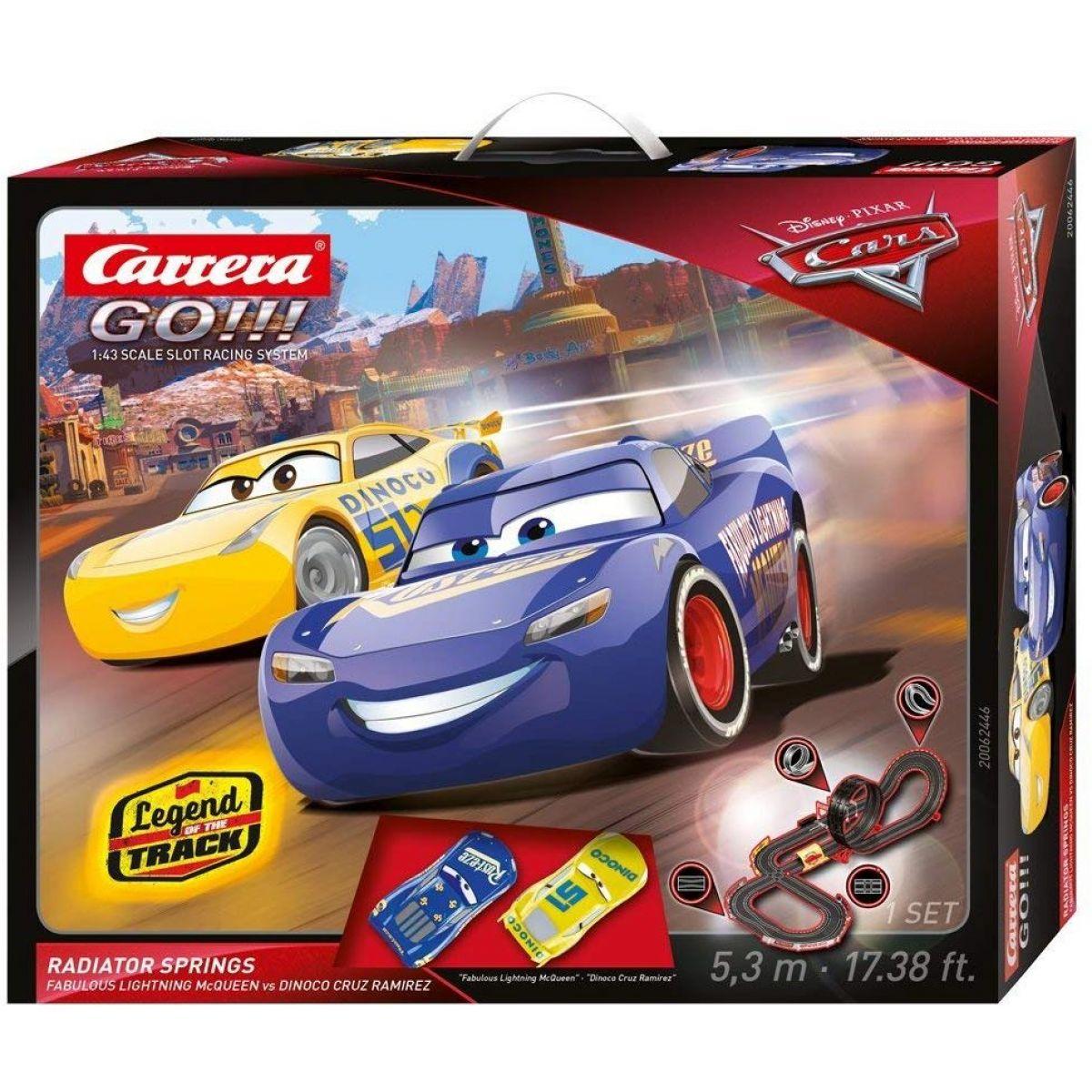 Carrera GO 62446 Cars 3 Radiator Sprin