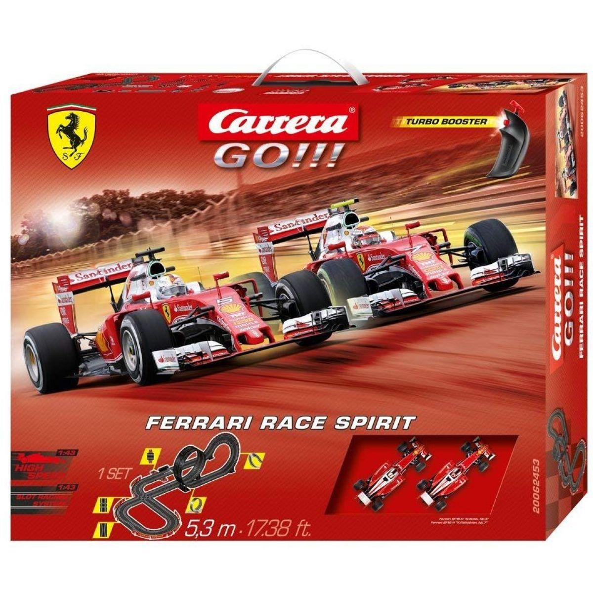 Carrera GO 62453 Ferrari Race Spirit