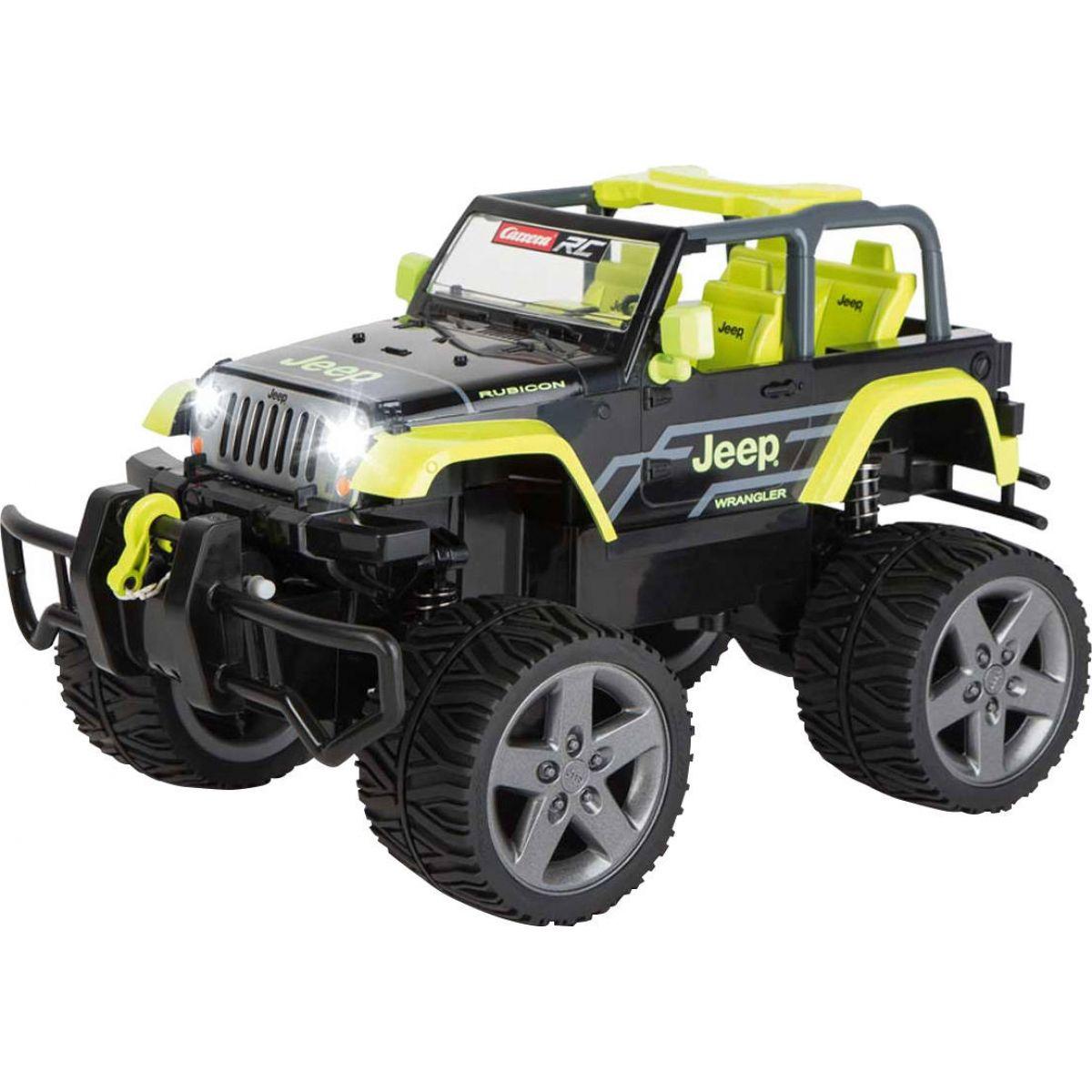 Carrera RC auto Jeep Wrangler 1:16