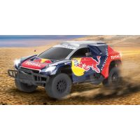 Carrera RC auto Peugeot Dakar 1:16 2