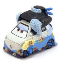 Mattel Cars 2 autíčka 2ks Y0506 Okuni a Shigeko 2