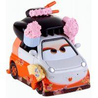 Mattel Cars 2 autíčka 2ks Y0506 Okuni a Shigeko 3