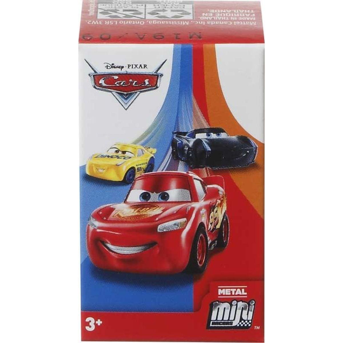 Mattel Cars 3 mini autá prekvapenie