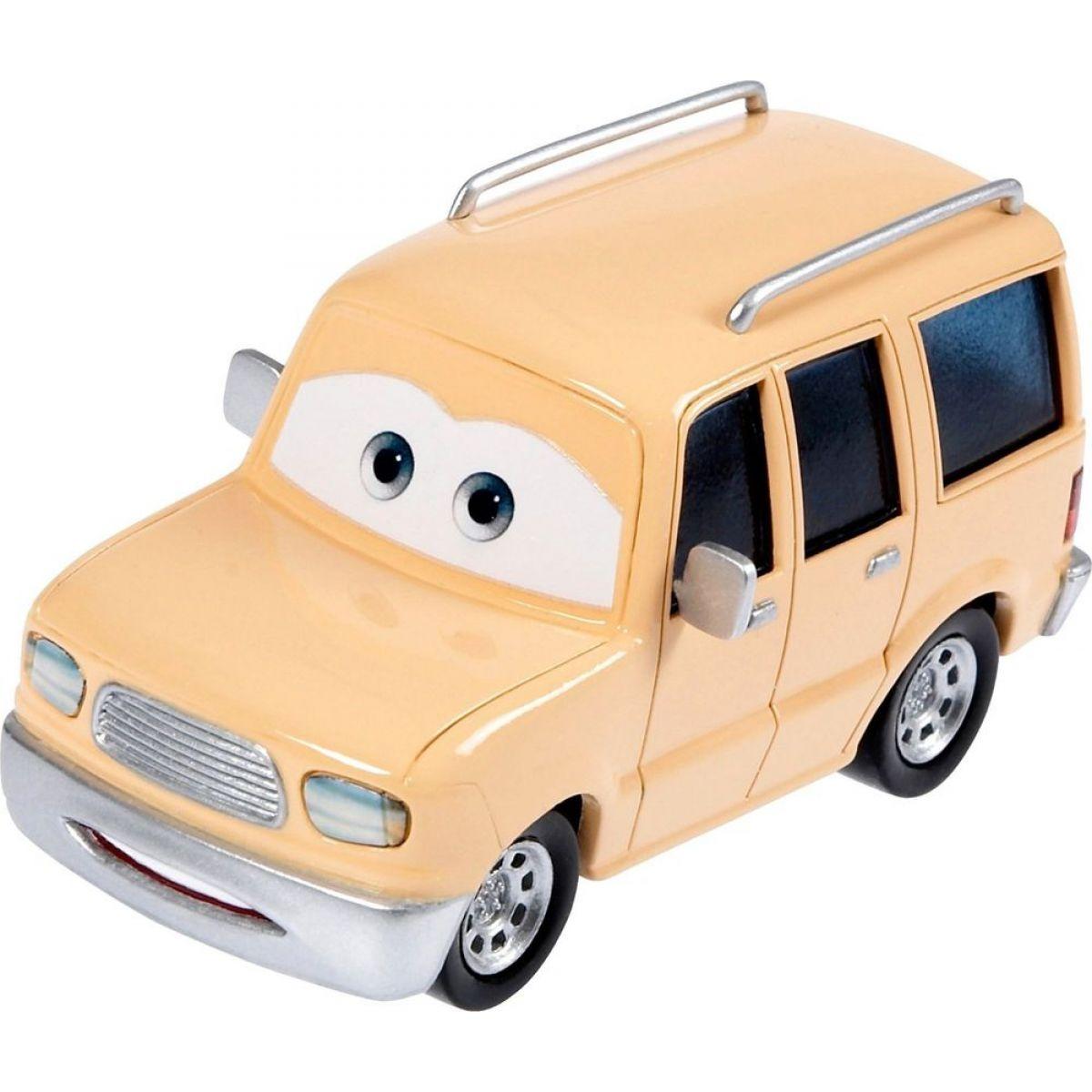 Mattel Cars Velká auta Benny Brakedrum