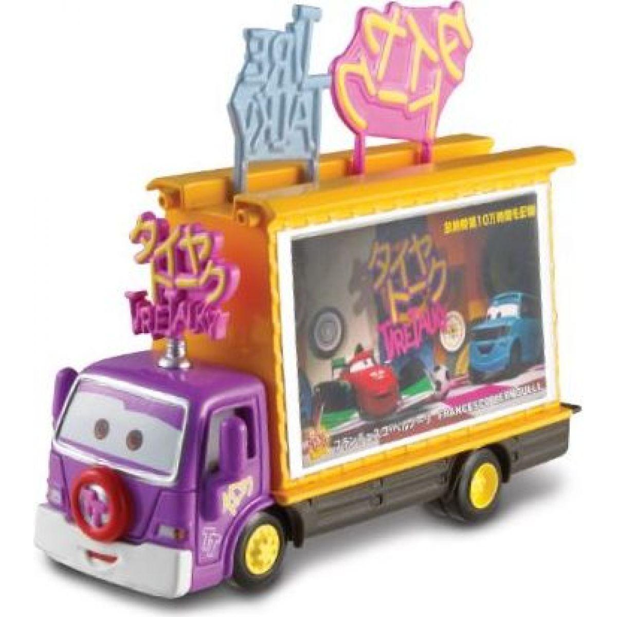 Mattel Cars Velká auta Y0539 Taia Decotura