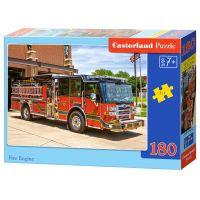 Castorland Puzzle 180 dílků Hasičské auto