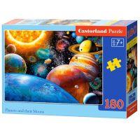 Castorland Puzzle 180 dielikov Planétky