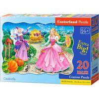 Castorland Puzzle 20 Maxi Popelka