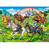 Castorland Puzzle 260 dielikov Princezné na vychádzke 2