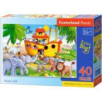 Castorland Puzzle 40 Maxi Noemova archa