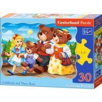 Castorland Puzzle Mašenka 30 dielikov