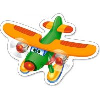 Castorland Puzzle 4 v 1 mini Lietadlá 3