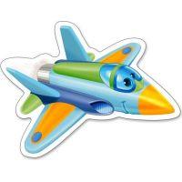 Castorland Puzzle 4 v 1 mini Lietadlá 4