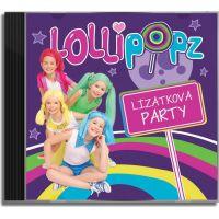 CD Lollipopz Lízátková Párty