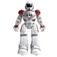 Červený Robot Viktor na IR diaľkové ovládanie
