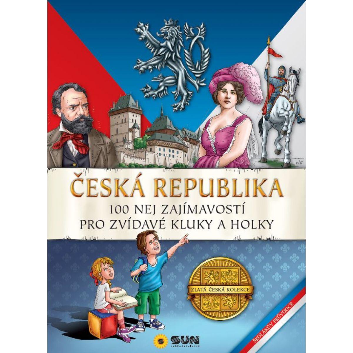 Česká Republika 100 nej zaujímavosťou