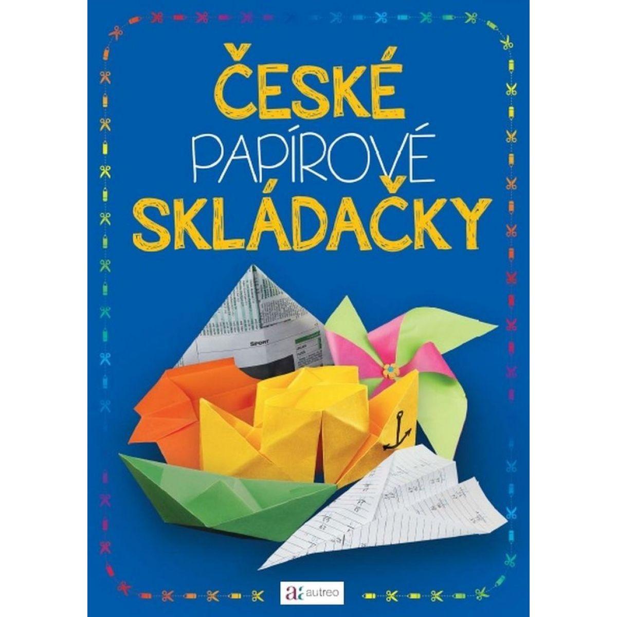České papierové skladačky