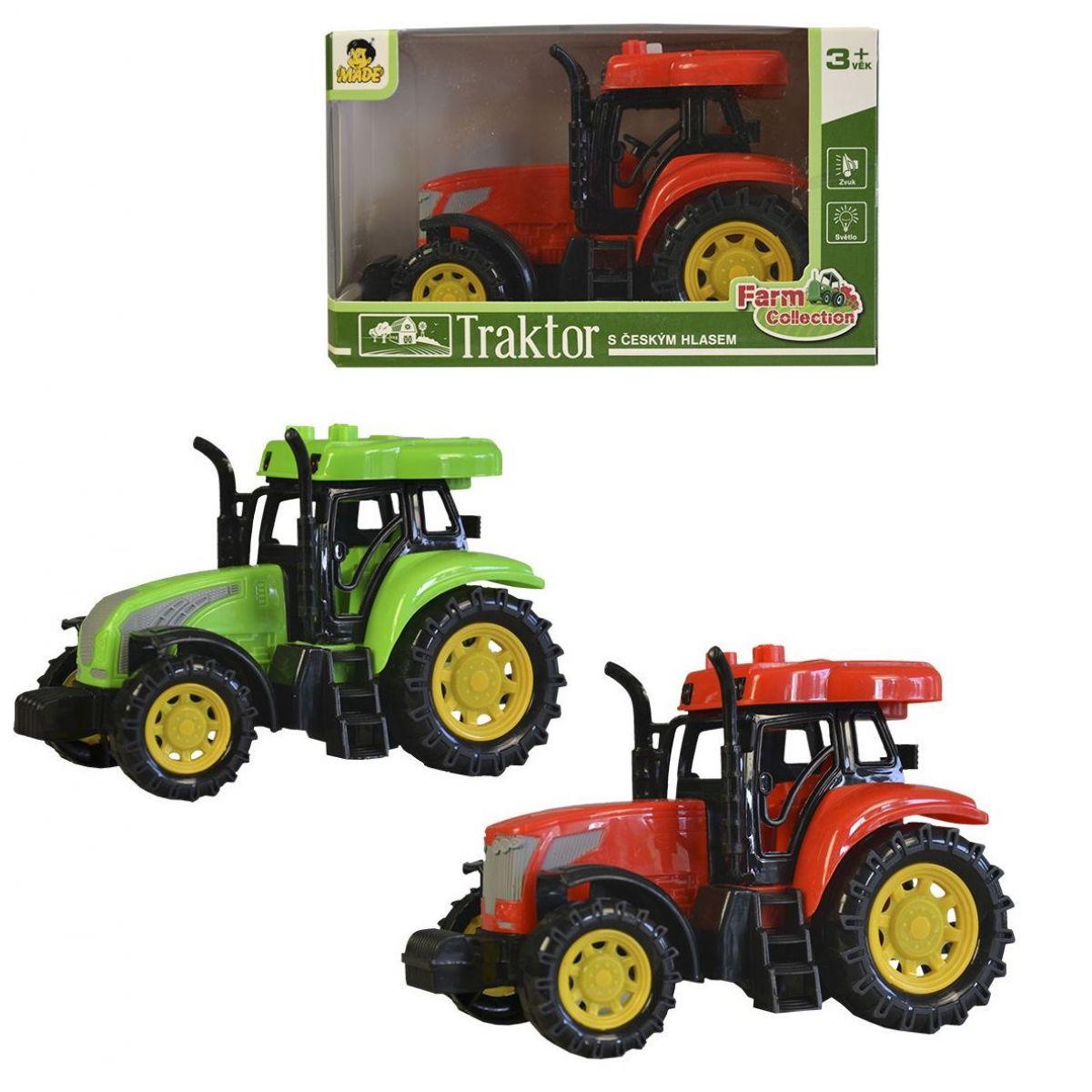 Česky hovoriaci Traktor s IC 15cm