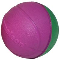 EP Line Chameleón  basketbalová lopta 6,5 cm - Fialová zelená
